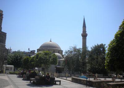 Murat Pasa Mosque Image