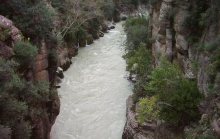 Koprulu Canyon Image
