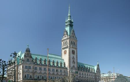 Town Hall Or Rathaus Image