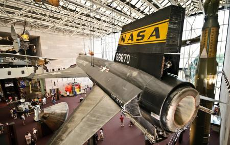 National Air And Space Museum Image
