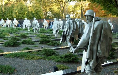 Korean War Veterans Memorial Image