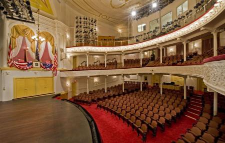 Ford's Theatre, Washington D. C.