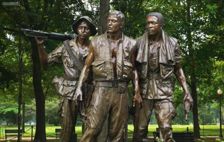 Vietnam Veterans Memorial, Washington D. C.
