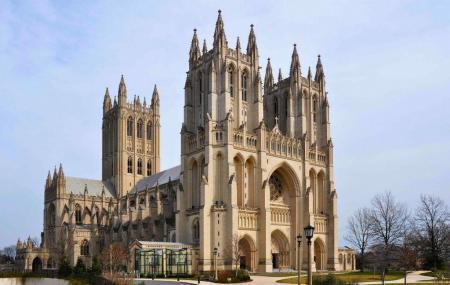 Washington National Cathedral Image
