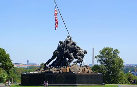 Iwo Jima Memorial Image