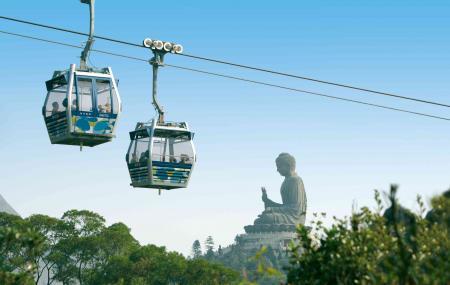 Ngong Ping Cable Car Image