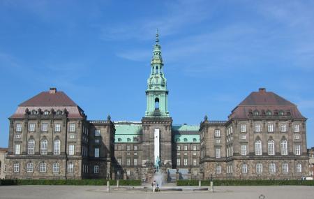 Christainborg Palace Image