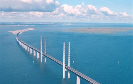 Oresund Bridge Image