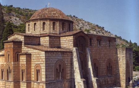 Daphni Monastery Image