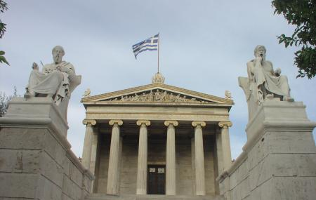 Academy Of Athens Image