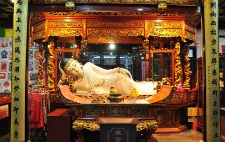 Jade Buddha Temple Image