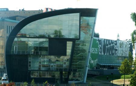 Museum Of Contemporary Art Kiasma Image
