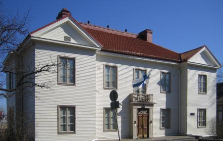 Mannerheim Museum Image