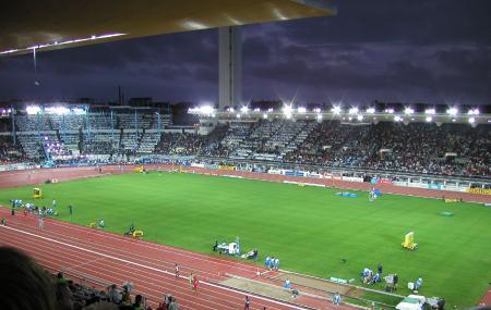 Olympic Stadium Image