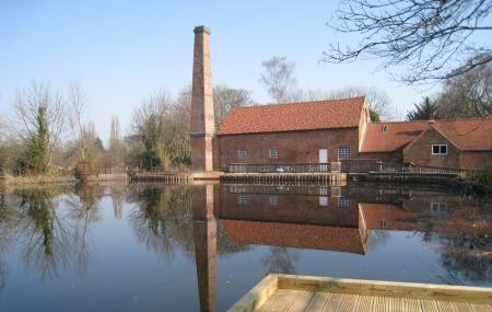 Sarehole Mill Gardens Image