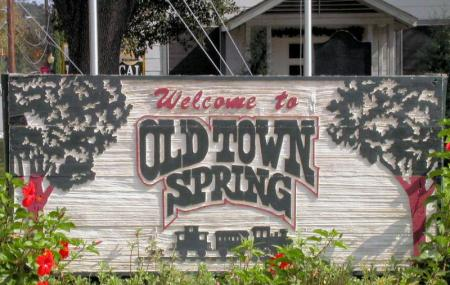 Old Town Spring Image