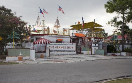 The Orange Show Monument Image