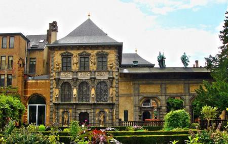Rubens House Image