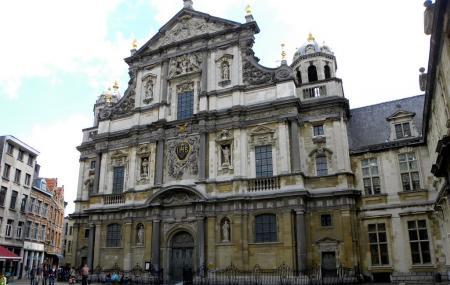 Carolus Boromeus Church Image