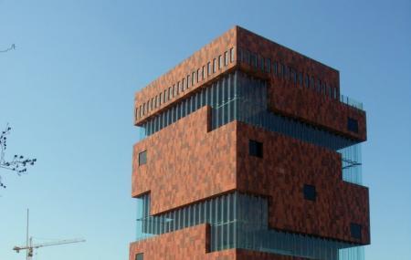 Mas - Museum Aan De Stroom, Antwerp