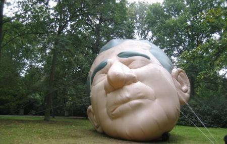 Middelheim Sculpture Museum Image