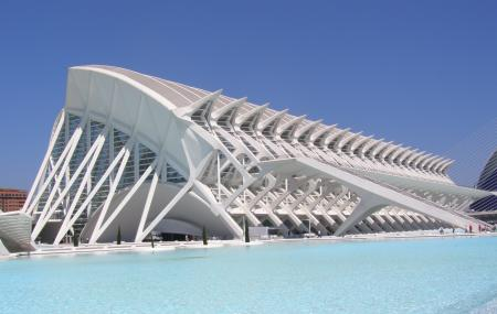 City Of The Arts And Sciences, Valencia