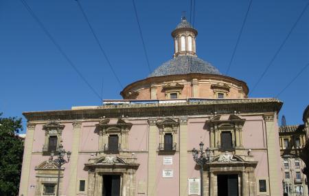 Basilica De La Virgen De Los Desamparados Image