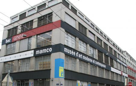 Modern And Contemporary Art Museum Or Mamco Image