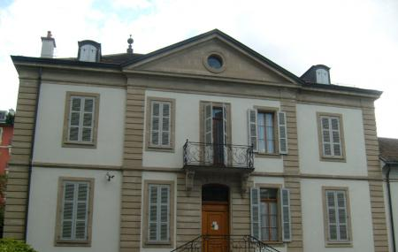 Voltaire Museum Image