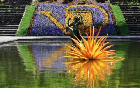 Botaniska Tradgarden Image