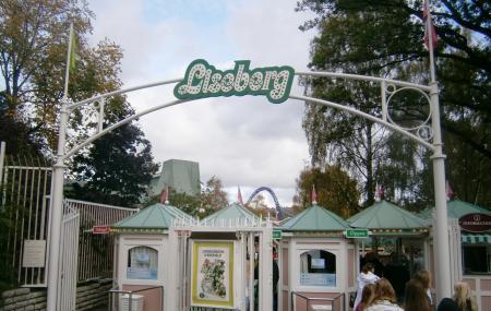 Liseberg Amusement Park Image