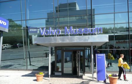 Volvo Museum Image