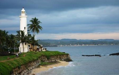 Galle Lighthouse Image