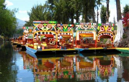 Floating Gardens Of Xochimilco Image