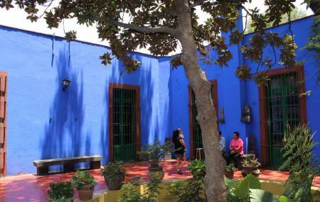 Frida Kahlo Museum Image