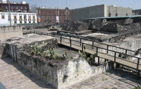 Muse De Templo Mayor, Mexico City