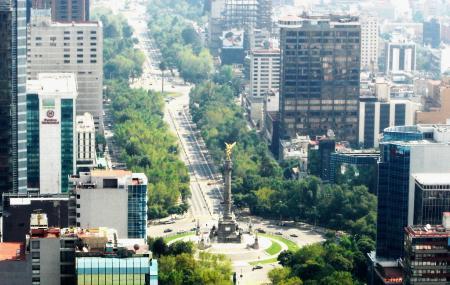 Paseo De La Reforma Image