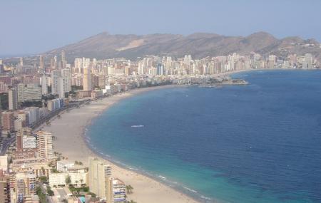 Poniente Beach Image