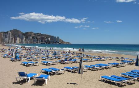 Levante Beach Image