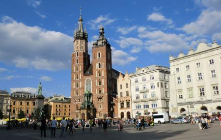 Krakow Old Town Image