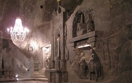 Wieliczka Salt Mine Image