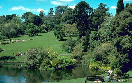 Royal Botanic Gardens Melbourne Image