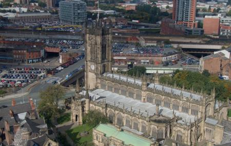 Manchester Cathedral Image