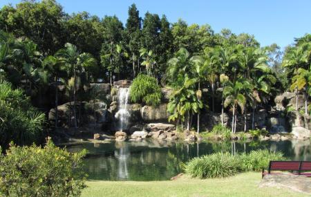 Kershaw Gardens, Rockhampton