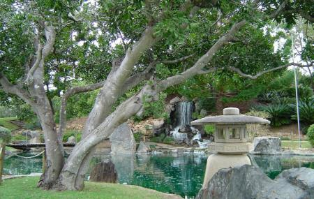 Rockhampton Zoo And Botanic Gardens Image