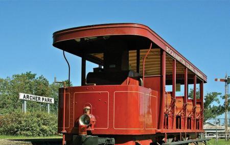 Archer Rail Park Museum Image