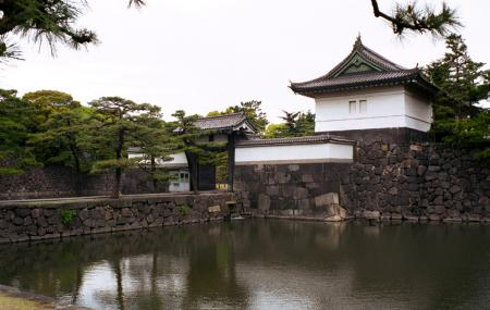 Tokyo Imperial Palace Image