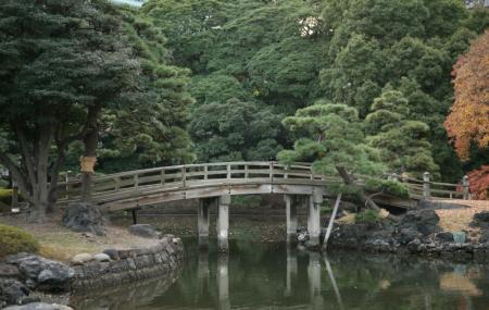 Hamarikyu Gardens Image