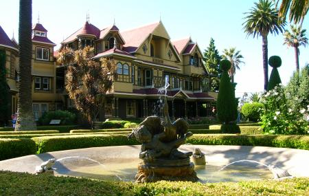 Winchester Mystery House Image