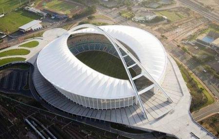 Moses Mabhida Stadium Image
